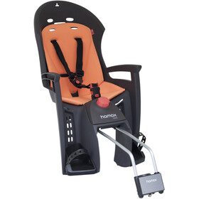 Hamax Siesta Kindersitz schwarz/orange